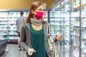 As stores reopen, consumers feel least safe in shopping malls, safest in grocery and drug stores