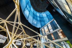 Gaskessel Wuppertal: Leuchtturmprojekt mit einmaligem Erlebnisfaktor