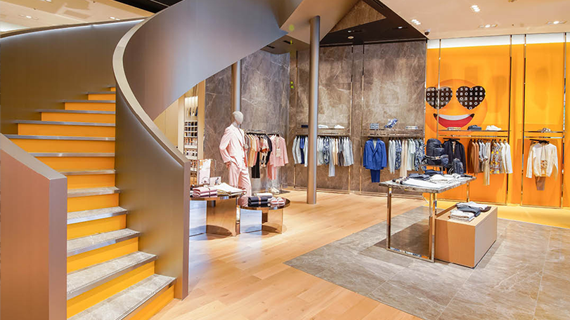 HUGO BOSS opens first Flagship Store in Ginza