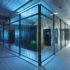 Rechenzentrum in einem Käfig; copyright: Deutsche Telekom AG