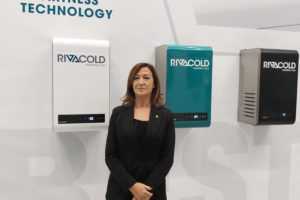 3 questions to … Francesca Giombini, Rivacold
