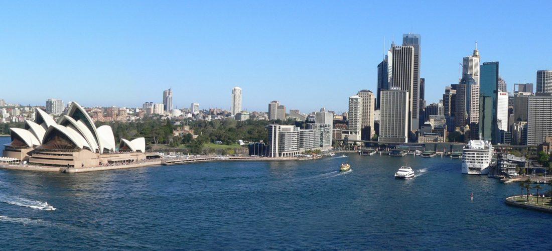 Shopping around the world – Sydney