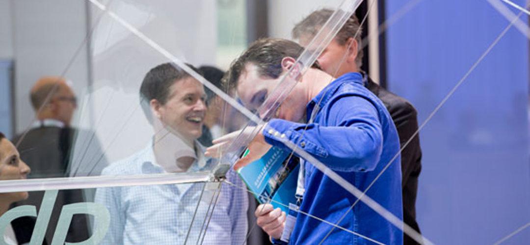 In eigener Sache: Sonderschau glass technology live auf der glasstec 2018