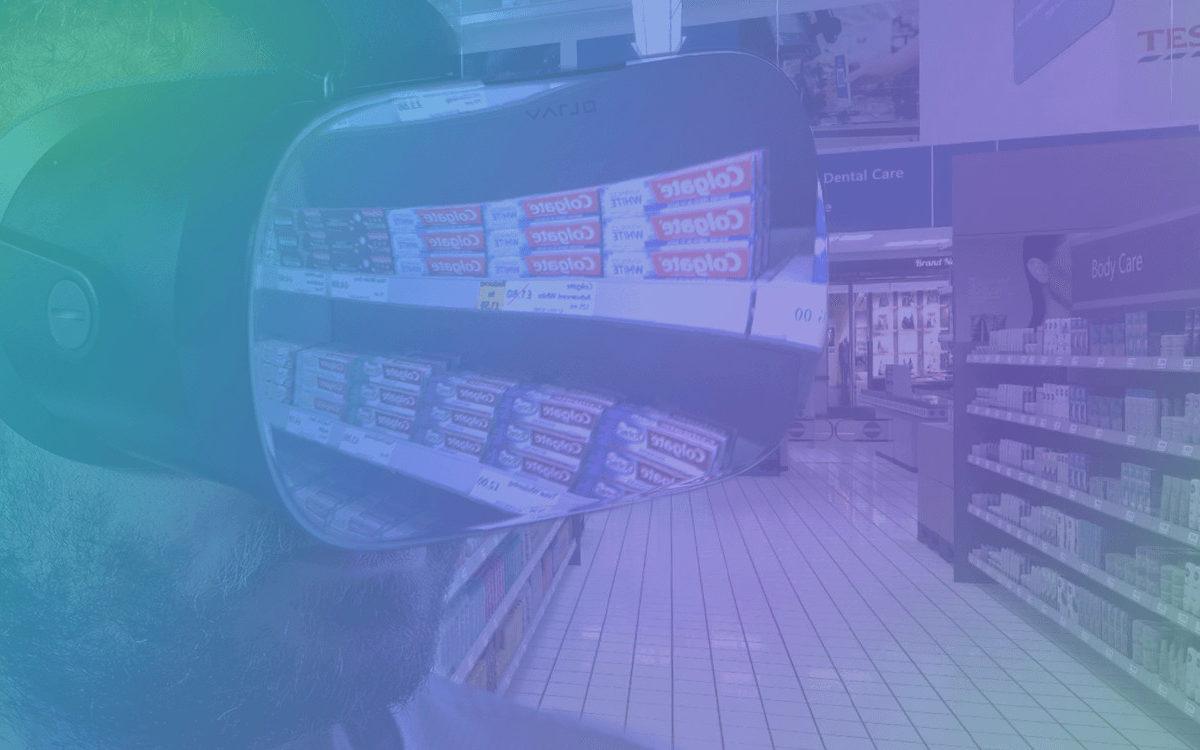 INVRSION: Optimierung der In-Store-Aktivitäten durch ultra-realistische virtuelle Realität