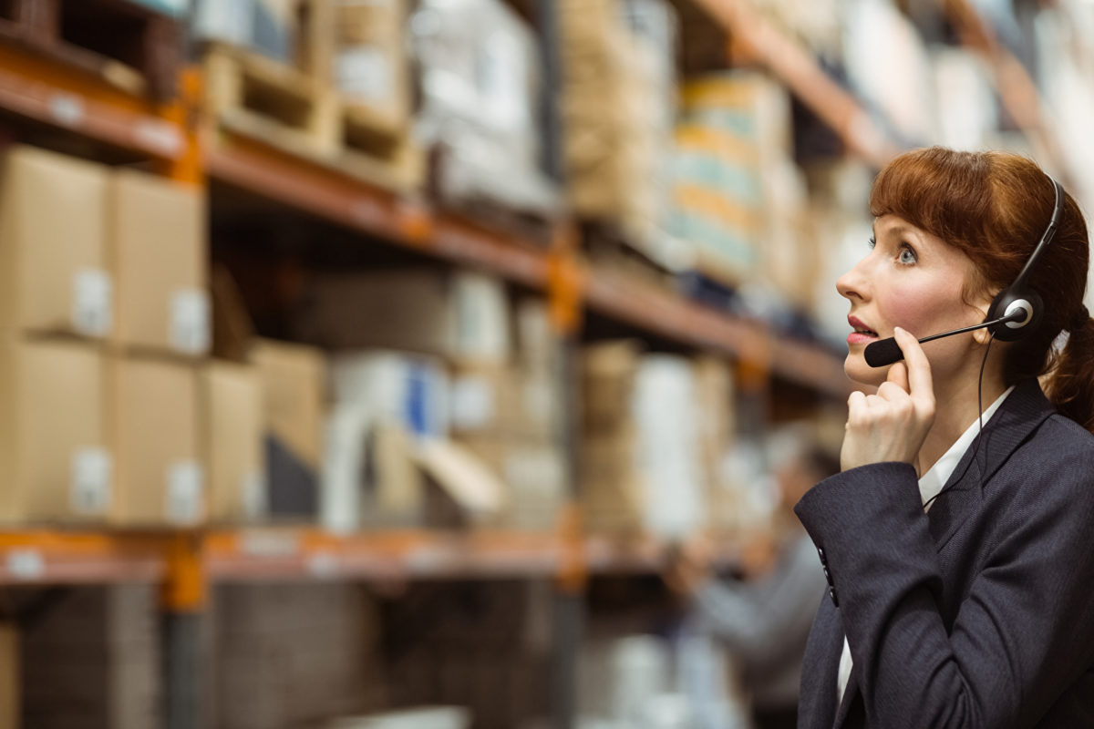 Voice-directed warehousing solutions market