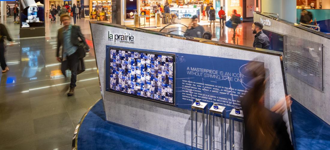 Omnichannel-Kampagne am Airport Frankfurt