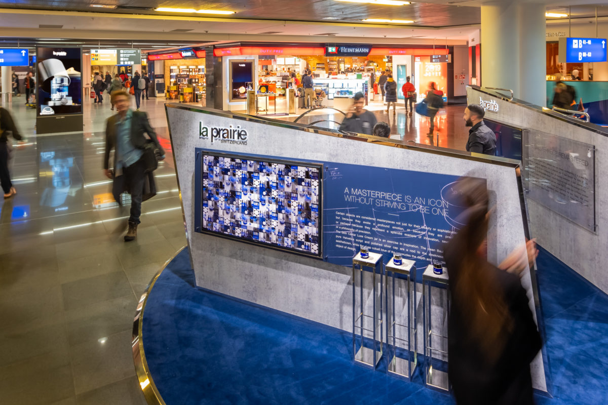 Omnichannel-Kampagne am Airport Frankfurt