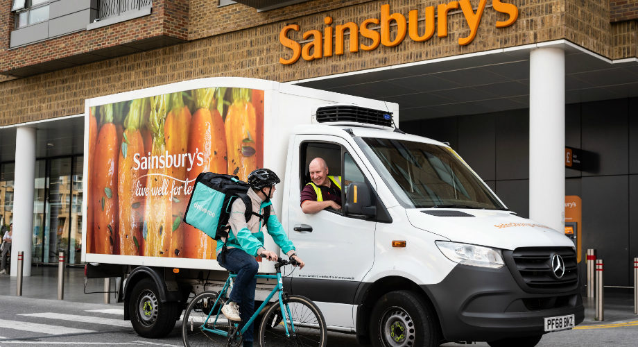 Trial: Sainsbury's offering customers hot takeaways