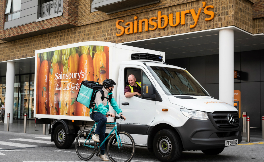 Trial: Sainsbury's offering customers hot takeaways