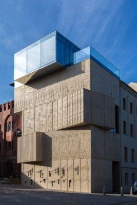 Berliner Museum für Architektur und Zeichnung; copyright: Ansgar Koreng / CC BY-SA 3.0 (DE)