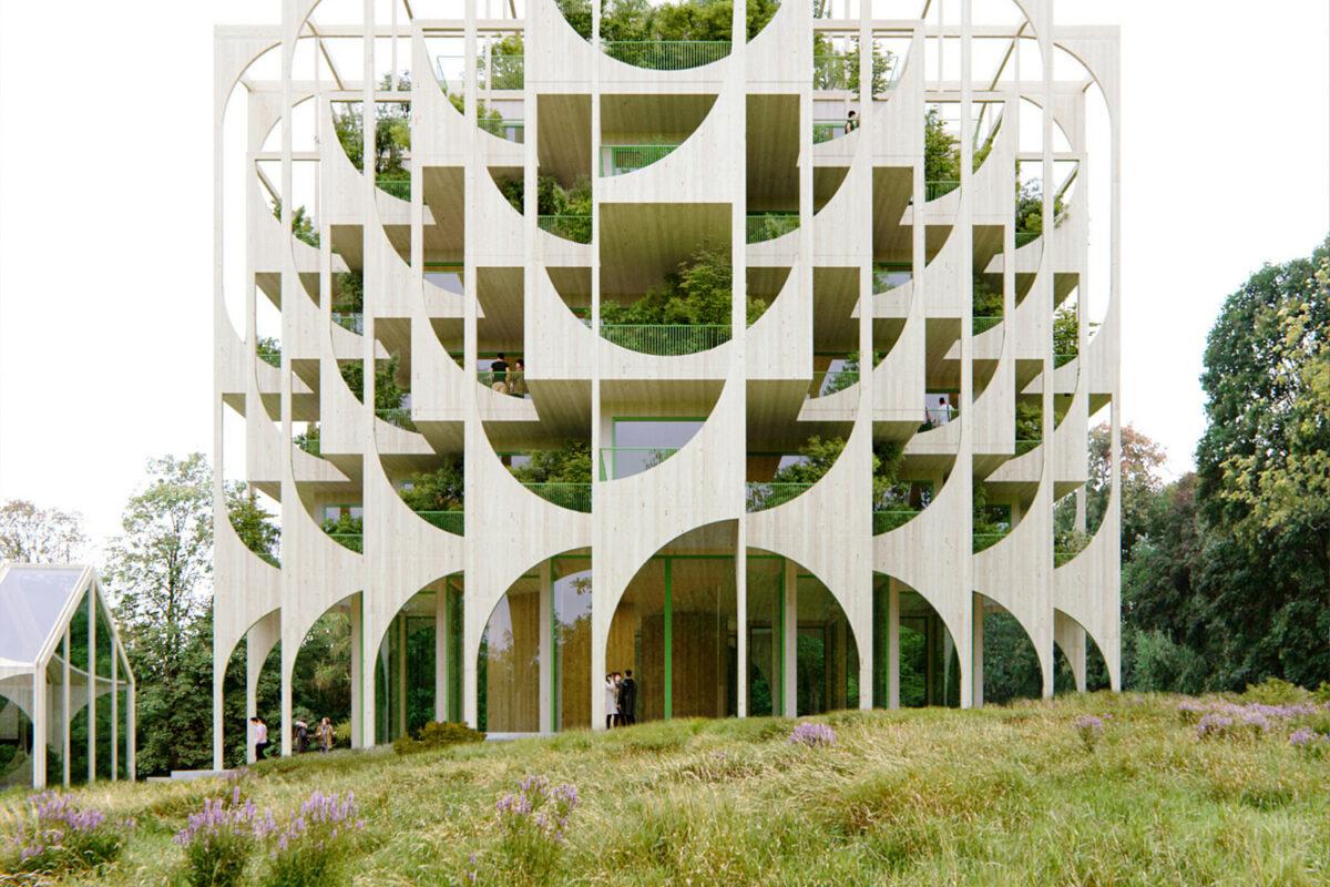 A future-oriented urban design in Ulstein, Norway