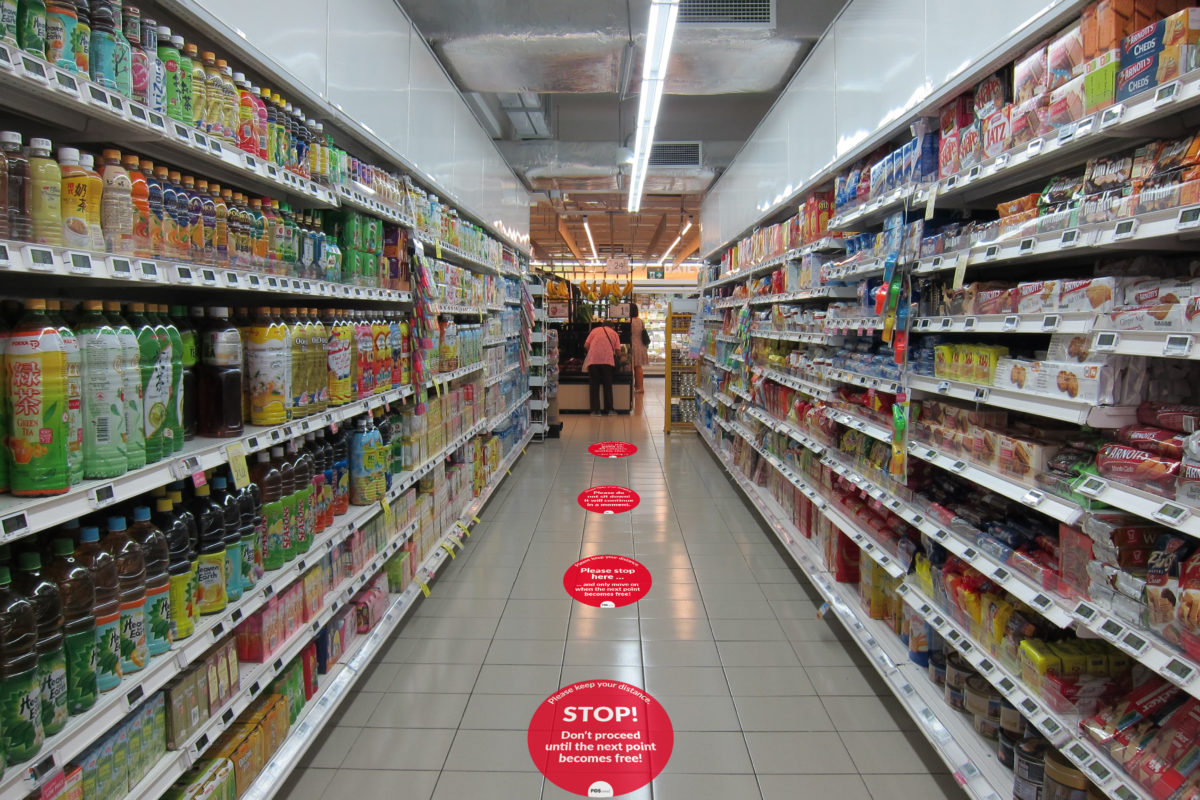 "Coronavirus and Store Design: ""Measures Should Not Have a Deterrent Effect"""