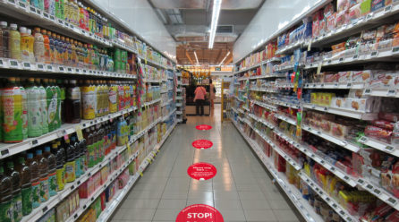 """Coronavirus and Store Design: """"Measures Should Not Have a Deterrent Effect"""""""