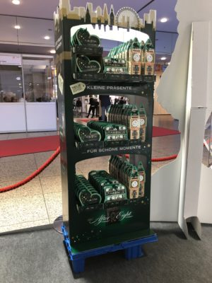 After Eight Eurostar Display