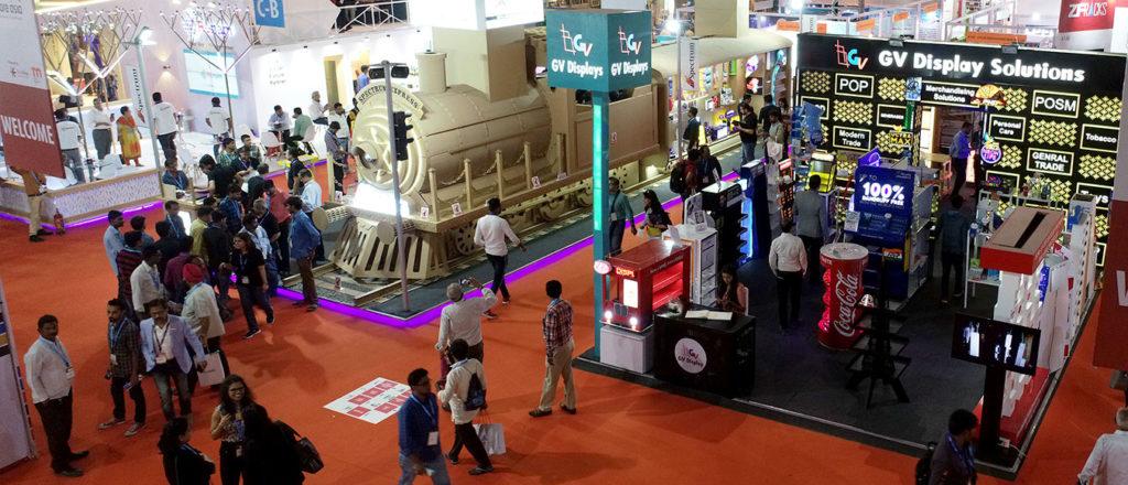 in-store asia, die größte Fachmesse mit Kongress speziell für den Handel in Indien, powered by EuroShop, Foto: Messe Düsseldorf