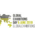 Logo of the Global Exhibitions Day 2019; copyright: AUMA