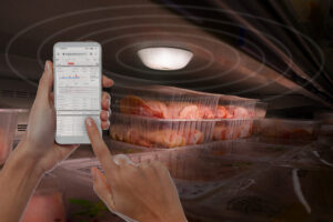 Synstores, a revolution in retail and gastronomy temperature measurement