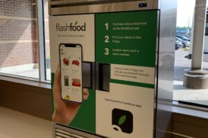 Reducing in-store food waste: purchasing food nearing its sell-by date