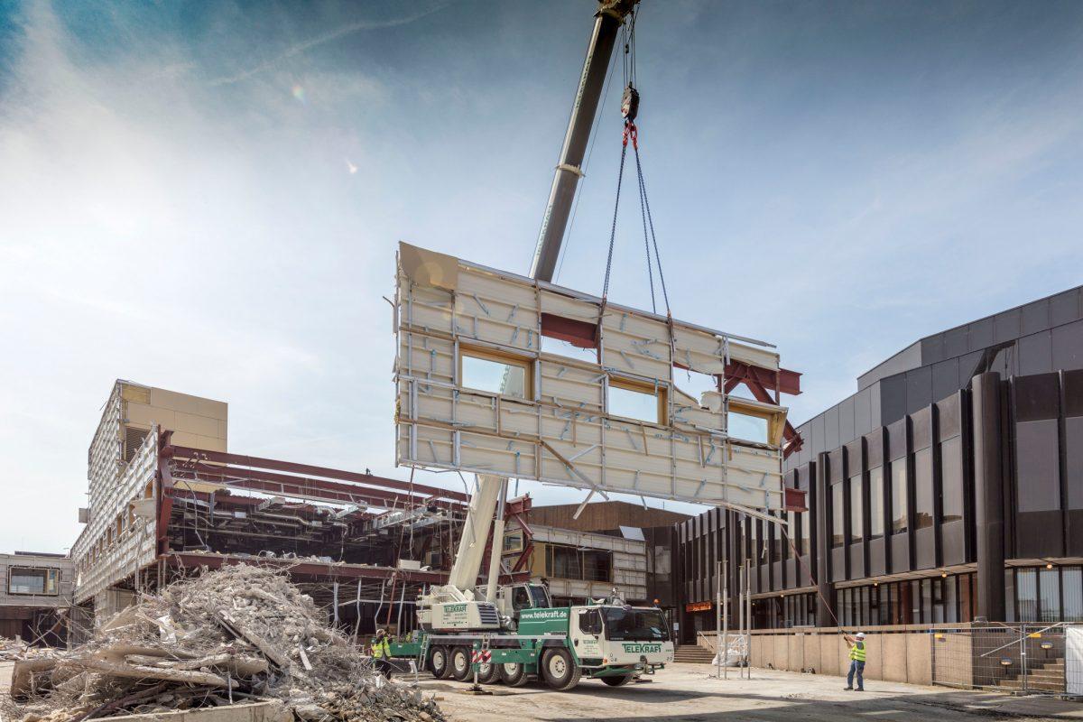 Deutsche Messeplätze investieren in Modernisierung