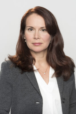 Xenia Giese, Industrie Executive Retail and Consumer Goods; copyright: Microsoft