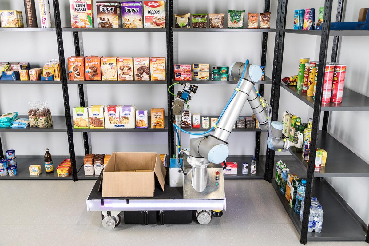 Automatisierungslösungen: mit kurzen Wegen schneller ans Ziel