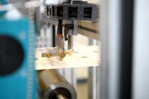 Gedruckte Elektronik auf Papier auch für Handel und Logistik