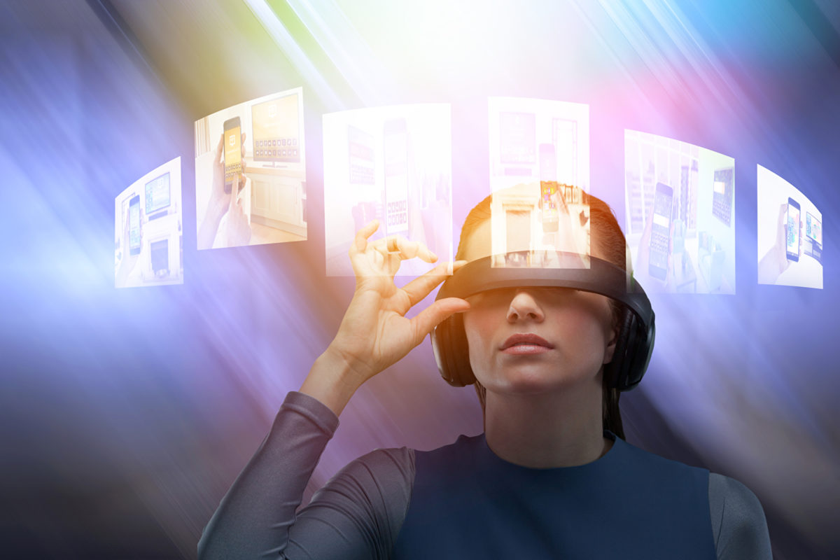 100 million consumers will shop in augmented reality by 2020