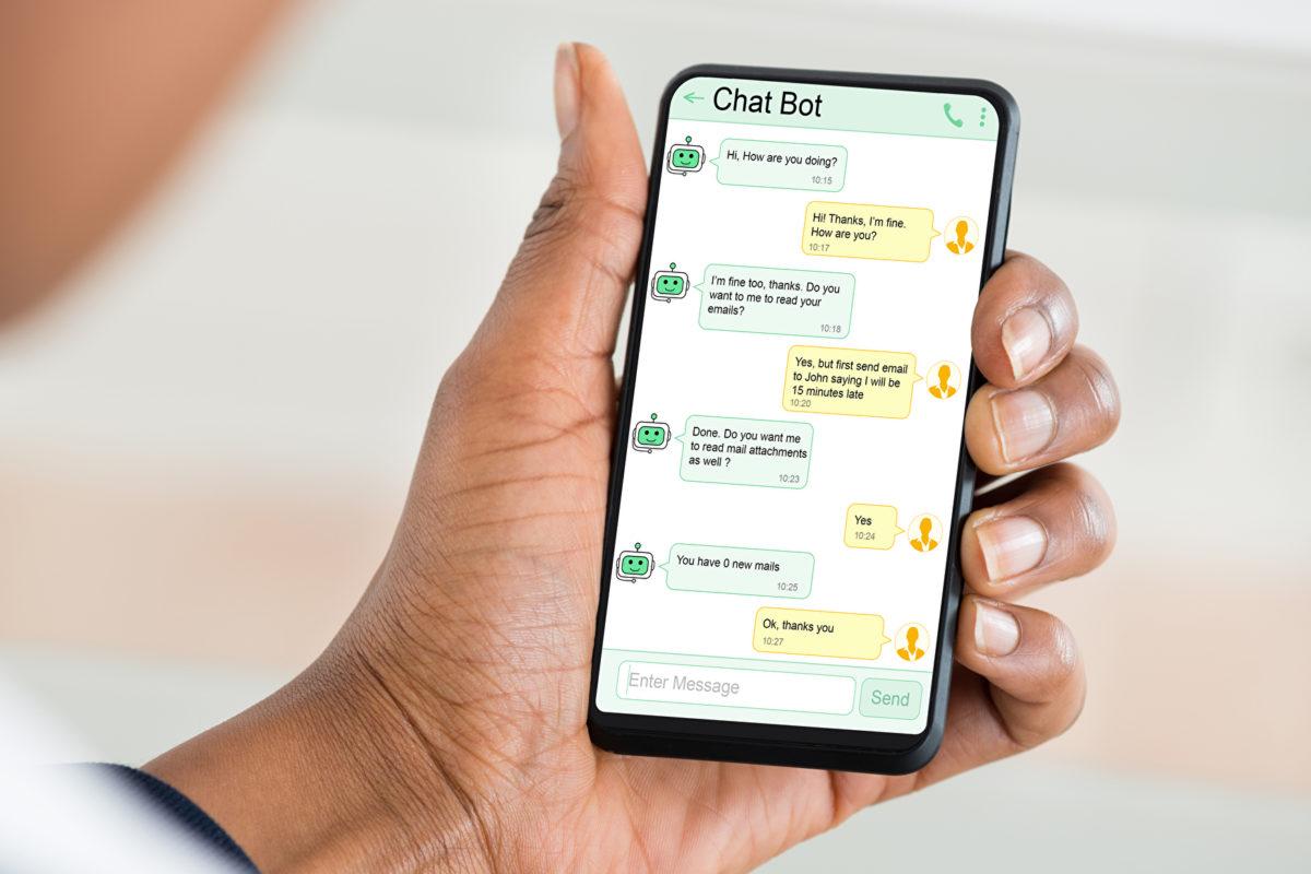 Deutsche Kunden misstrauen Chatbots
