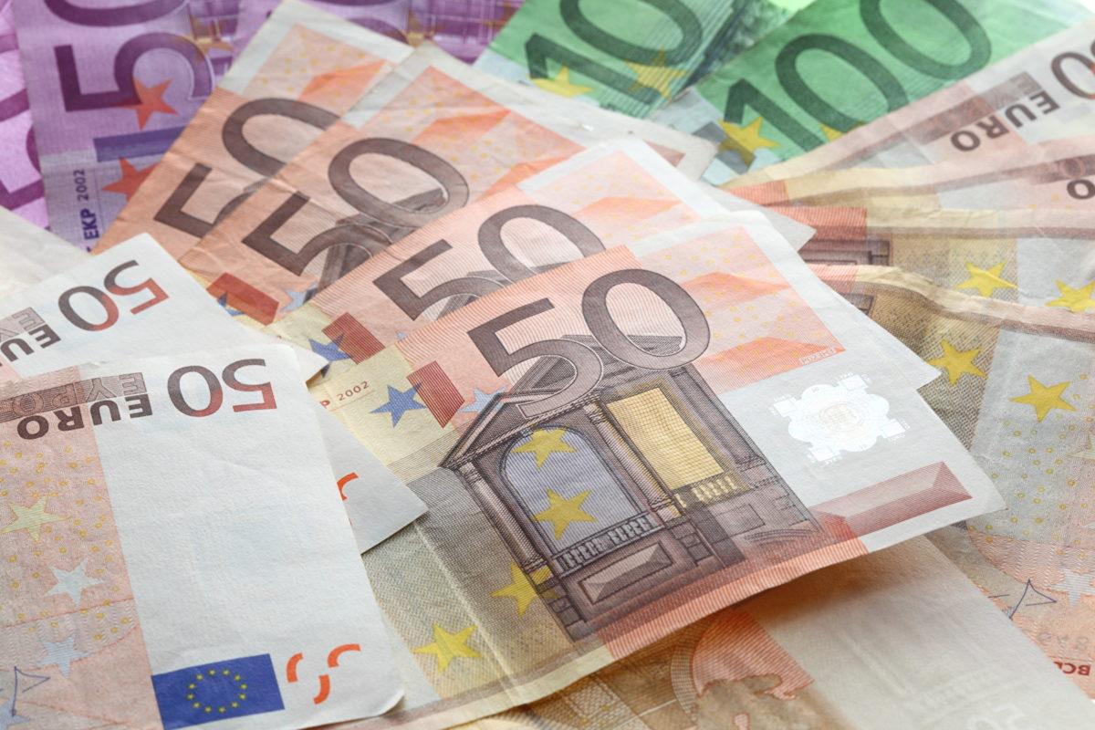 Bezahlen in Deutschland: Karte statt Kleingeld!
