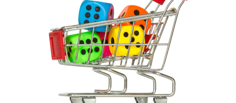 Mobile gaming experiences in retail apps