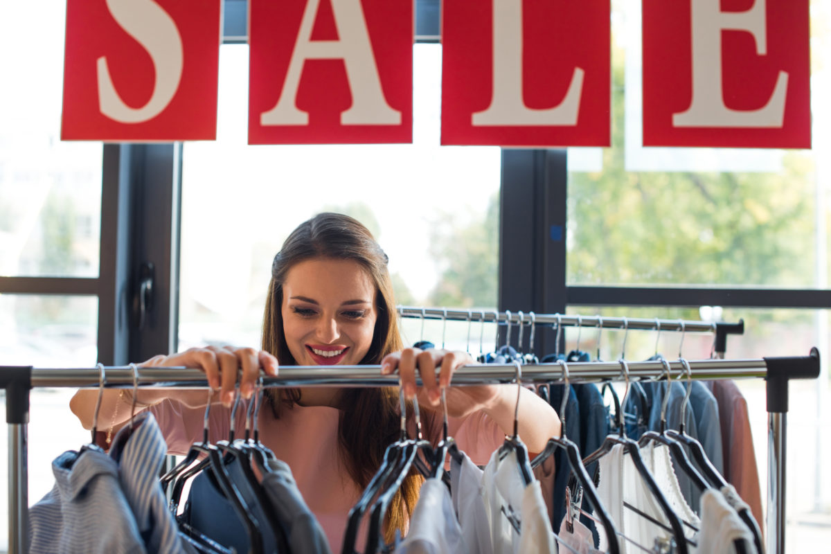Consumers shop at discount retailers regardless of age or income
