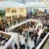 Menschenmenge in der Mall