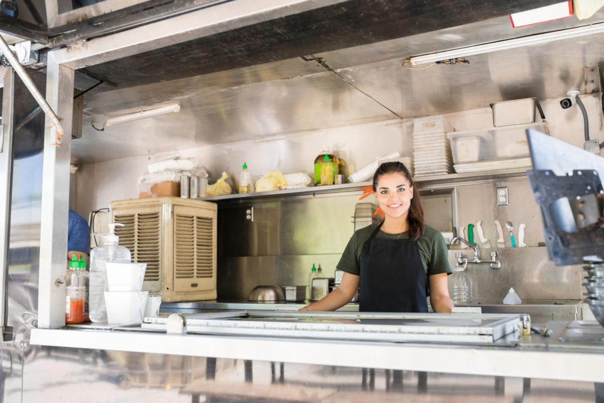 Kleiner Raum, großer Trend: Food Trucks geben weiter Gas