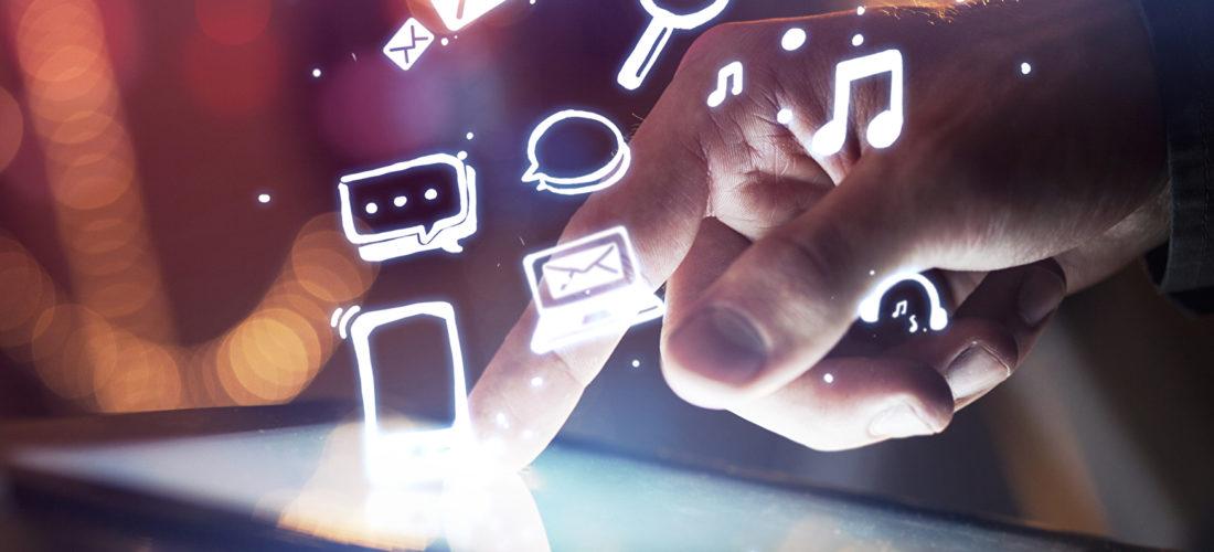 Deutsche glauben an Erfolg durch neue Technologien