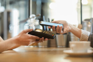 Mobile contactless payment transaction volumes to grow by 92% globally by 2023