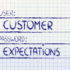 Words 'customer' and 'expectation' as user and password; copyright: panthermedia.net / Faithie