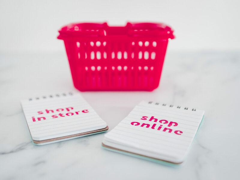 Einkaufen im stationären Handel bleibt trotz Pandemie beliebter als der Online-Einkauf
