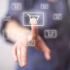 Finger drückt auf Einkaufswagensymbol; copyright: PantherMedia / ra2studio
