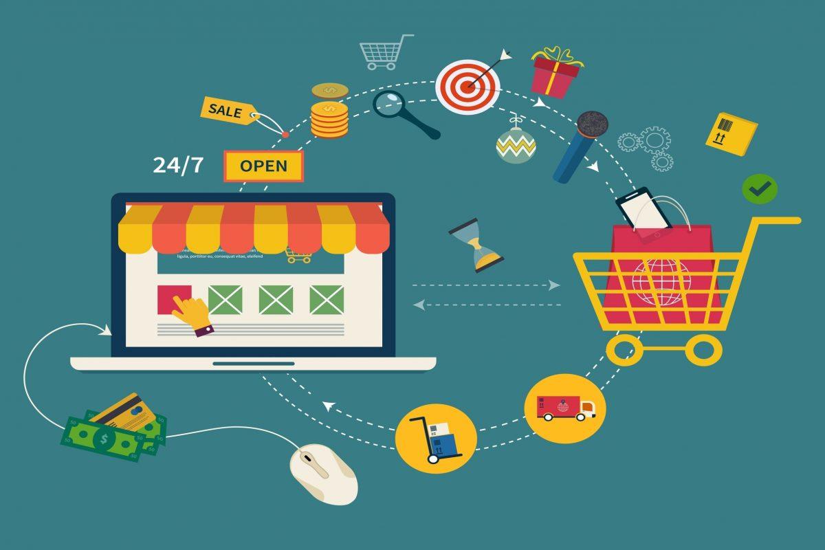 Mobile Shopping: Von Einkaufsberatern und mobilem Bezahlen