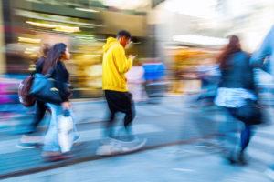 Sinkende Kundenfrequenzen im Einzelhandel: Handelsverband appeliert