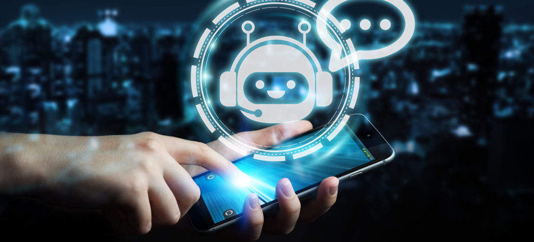 Using AI bots and virtual customer assistants for service