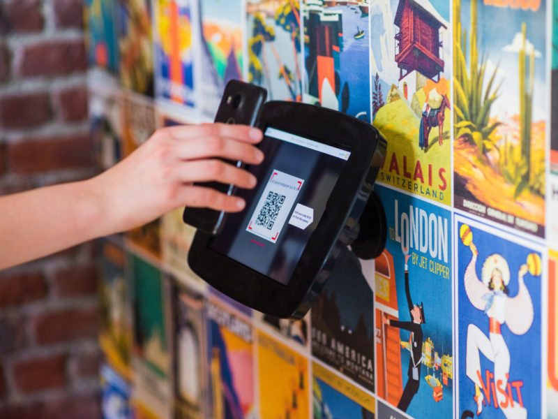 QR code payment users to reach 2.2 billion globally by 2025