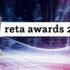 Logo des reta Award 2021
