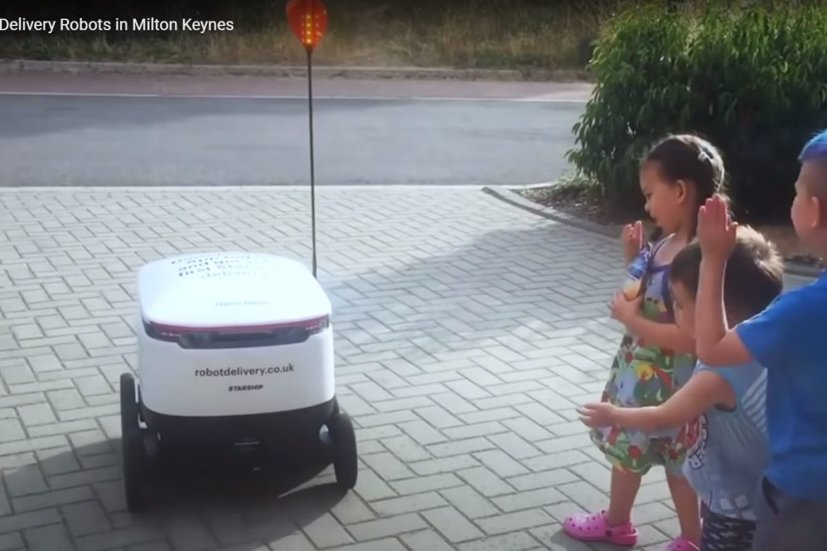 Co-op and Starship roll-out autonomous delivery expansion