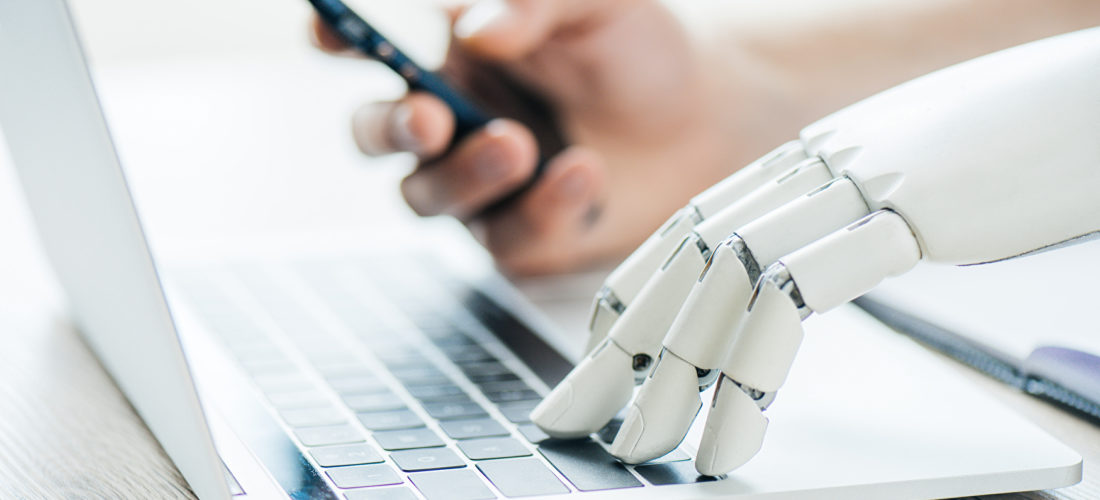 Launch of first blueprint for human robot interaction