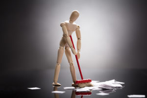 Smart technology solutions to clean in stores