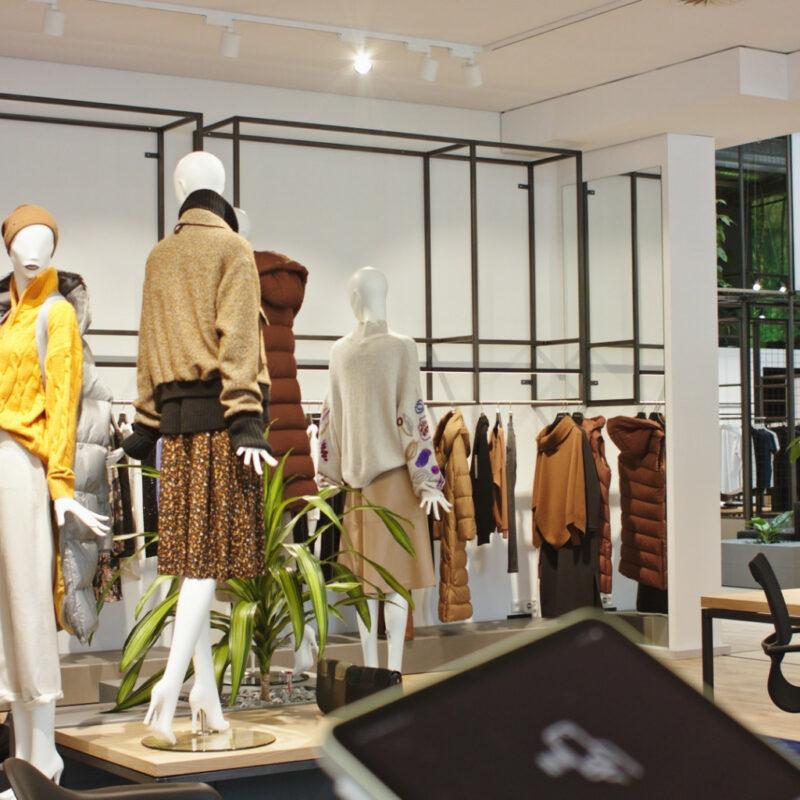Hybrider Showroom von s.Oliver; copyright: s.Oliver