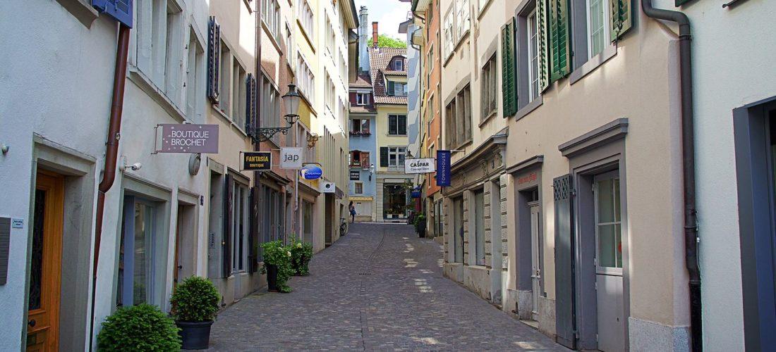 Shopping around the world – Zurich
