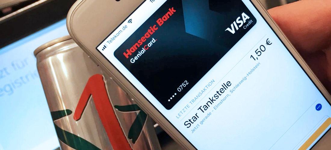 Kontaktloses Bezahlen bei den star Tankstellen – jetzt auch mit Apple Pay