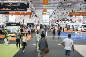 New start for the exhibition industry in Germany succeeded